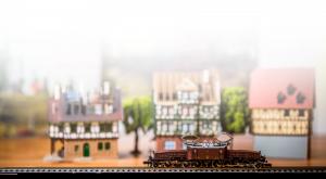 Lokomotive vom Sammlertreff Iserlohn