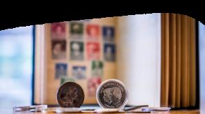Antike Münzen im Sammlertreff Iserlohn