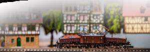 Modelleisenbahn vom Sammlertreff Iserlohn