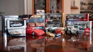 Modellautos beim Sammlertreff Iserlohn